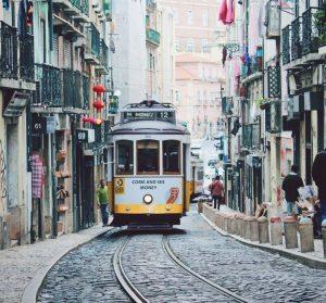 Lissabon-Portela Lufthavn